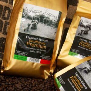 Espresso Italiano Decaffeinato Premium 1000g