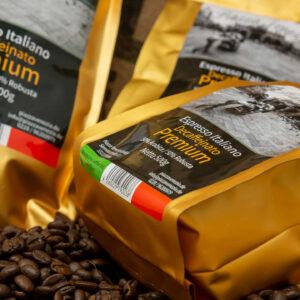 Espresso Italiano Decaffeinato Premium 500g